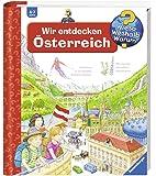 Ravensburger Kinder Sachbuch Wieso? Weshalb? Warum? - Wir entdecken Österreich
