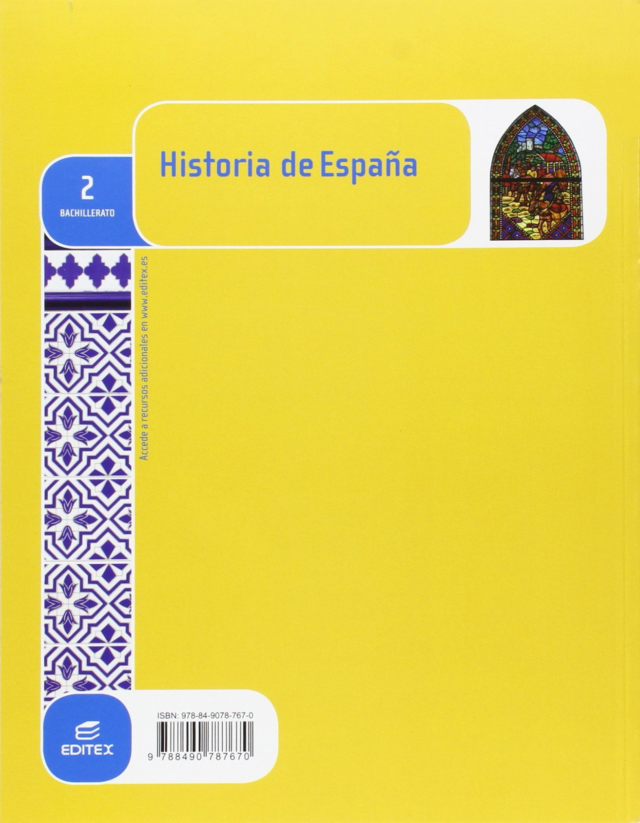Historia de España 2º Bachillerato LOMCE - 9788490787670: Amazon.es: Blanco Andrés, Roberto, González Clavero, Mariano: Libros