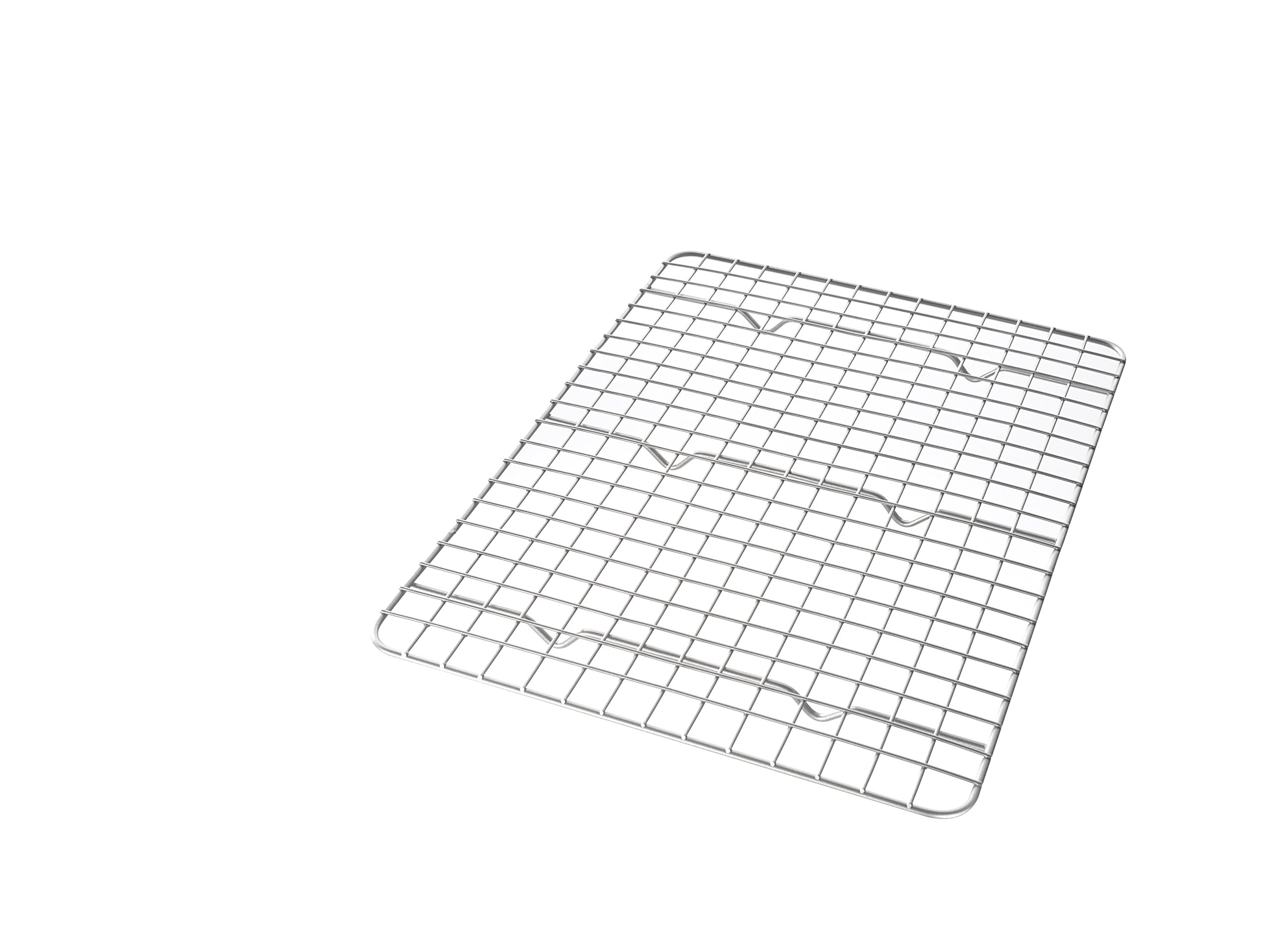 USA Pan Bakeware Quarter Sheet Bakeable Nonstick Cooling Rack