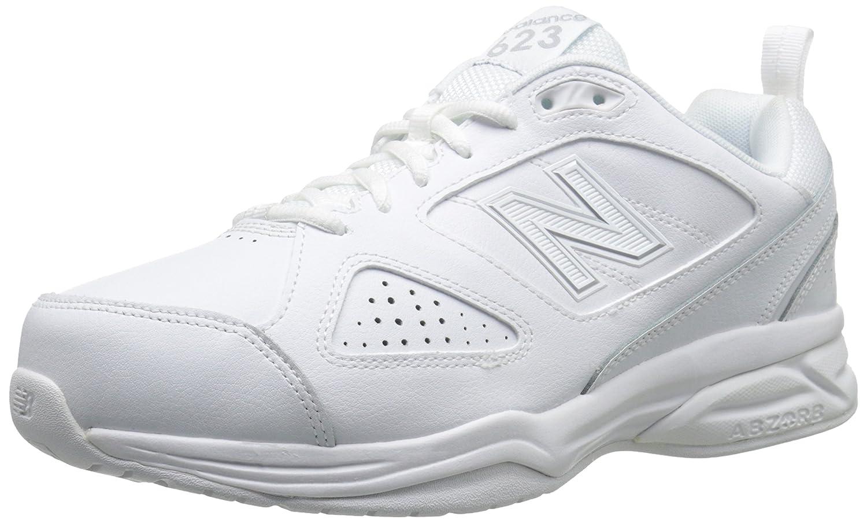 New Balance mx623 V3 de Entrenamiento Para Hombre Zapatos 8 D(M) US|Blanco