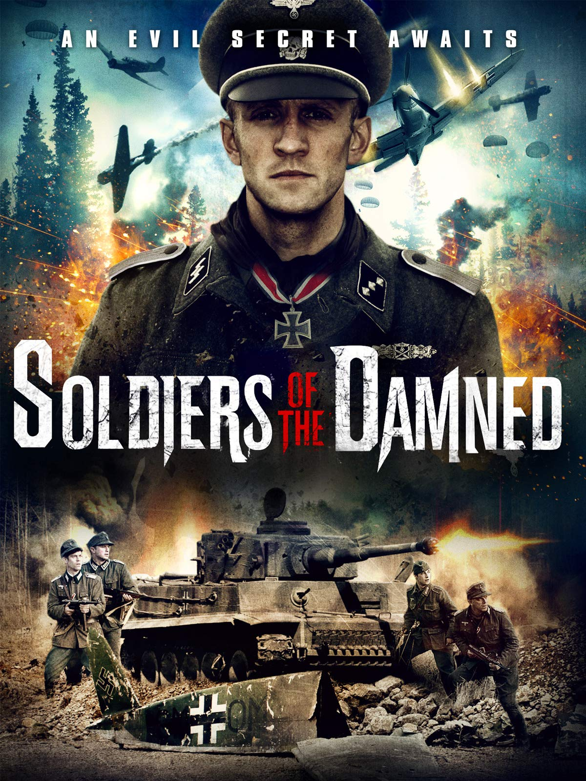 Soldiers of the Damned on Amazon Prime Instant Video UK