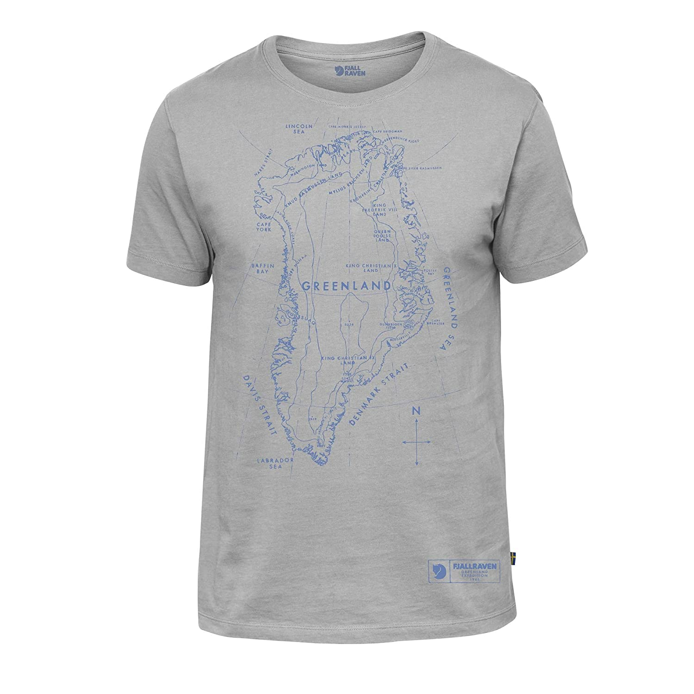 Fjällräven Grünland Printed Shirt, Herren