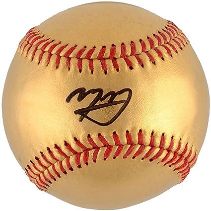 Manny Machado San Diego Padres Autographed 24 Karat Gold Plated