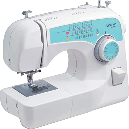 Amazon Brother XL40I 40Stitch FreeArm Sewing Machine With Magnificent How To Thread A Brother Xl 3100 Sewing Machine