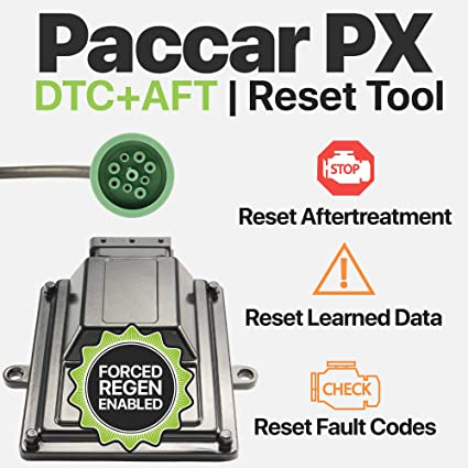 Amazon com: OTR Performance Paccar PX | Heavy Duty Diagnostic Tool
