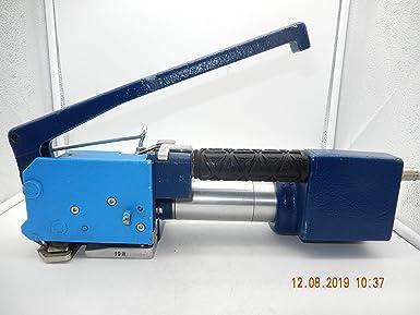 1000 m PP-Umreifungsband und 250 Kunstoffklemmen Umreifungsset 12 mm komplett mit Umreifungsger/ät