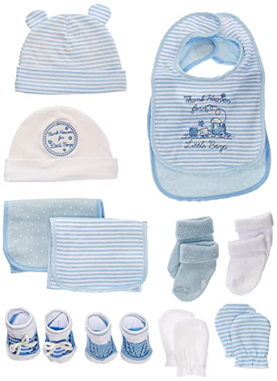 9d9b85307eb Amazon.com   Little Me 13 Piece Take Me Home Set   Baby