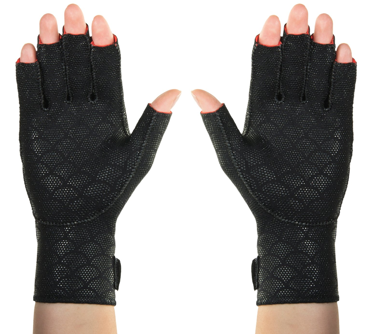 Thermoskin Arthritic Gloves Medium 8'' - 8.75'' Black (pair)