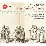Blow:Symphony Anthems [Choir of New College Oxford, Rober Quinney] [Novum: NCR 1389]