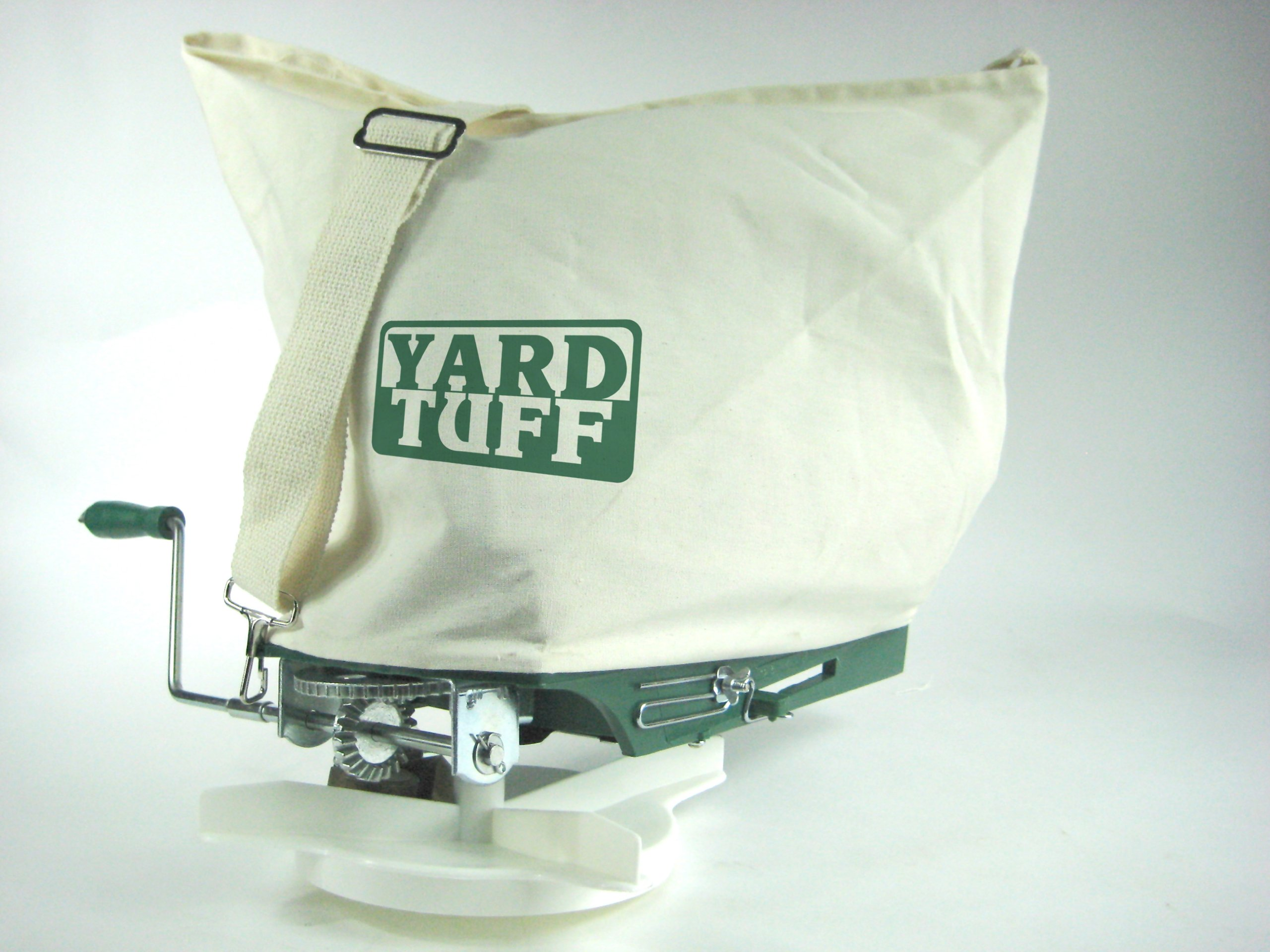Yard Tuff YTF-25SS Shoulder Spreader, 25-Pound by Yard Tuff
