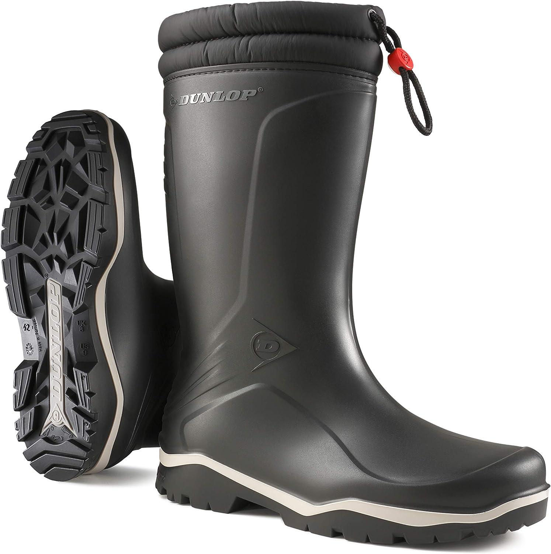 TALLA 45 EU. Dunlop Protective Footwear (DUO18) Dunlop Blizzard, Botas de Agua Unisex Adulto