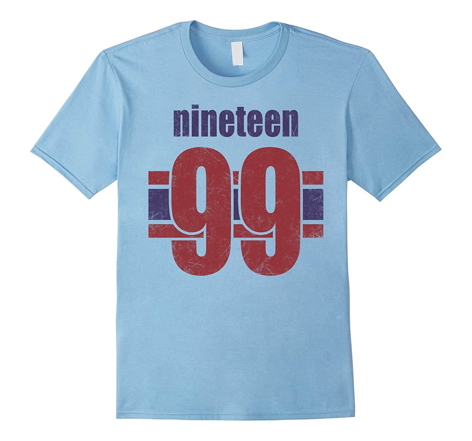 1999 Vintage 18th Birthday Shirt Gift For 18 Years Olds PL