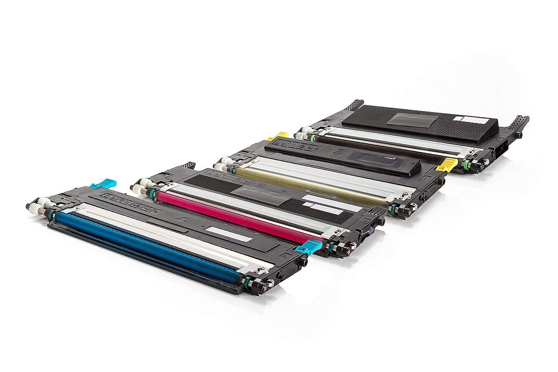 Inka Doo® Toner compatible con Samsung CLX-3175 equivalente a ...