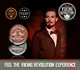 Mustache Wax 2 Pack - Beard & Moustache Wax for Men - Strong Hold Helps Train Tame & Style