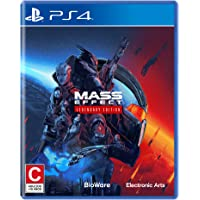 Mass Effect Legendary Edition Ps4 - Standard Edition - Playstation 4