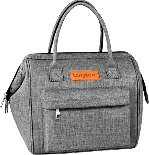 Oxford Cloth Waterproof Lunch Bag Refrigerated Bags Beverage Storage