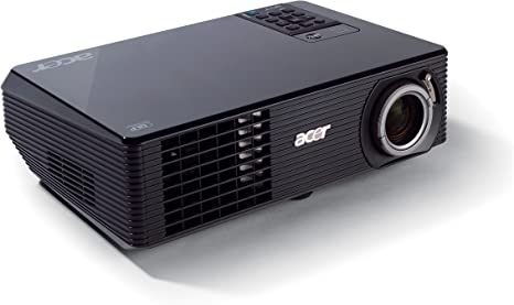 Acer X1260 - Proyector, 2000 Lúmenes del ANSI, DLP, XGA 1024x768 ...