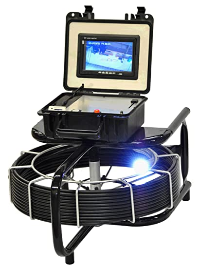 Sewer Camera For Sale >> Am200 130 Viztrac Sewer Camera Push Cable Video System With Sonde