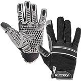 JORESTECH Work Gloves Multipurpose (Large, Black)