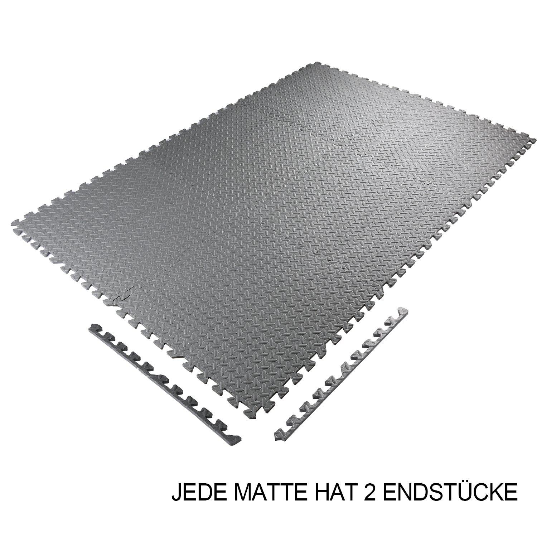 Turn- & Bodenmatten Schutzmatten Bodenschutzmatten Sportmatten Unterlegmatten Puzzlematten Sets Attraktive Mode