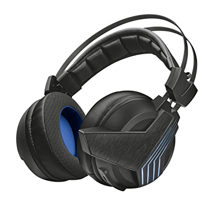 Trust Gaming GXT 393 Magna Cuffie Gaming Wireless Over-Ear con Unità  Altoparlanti e Suono Surround 7.1 f3a4d5cac9c0