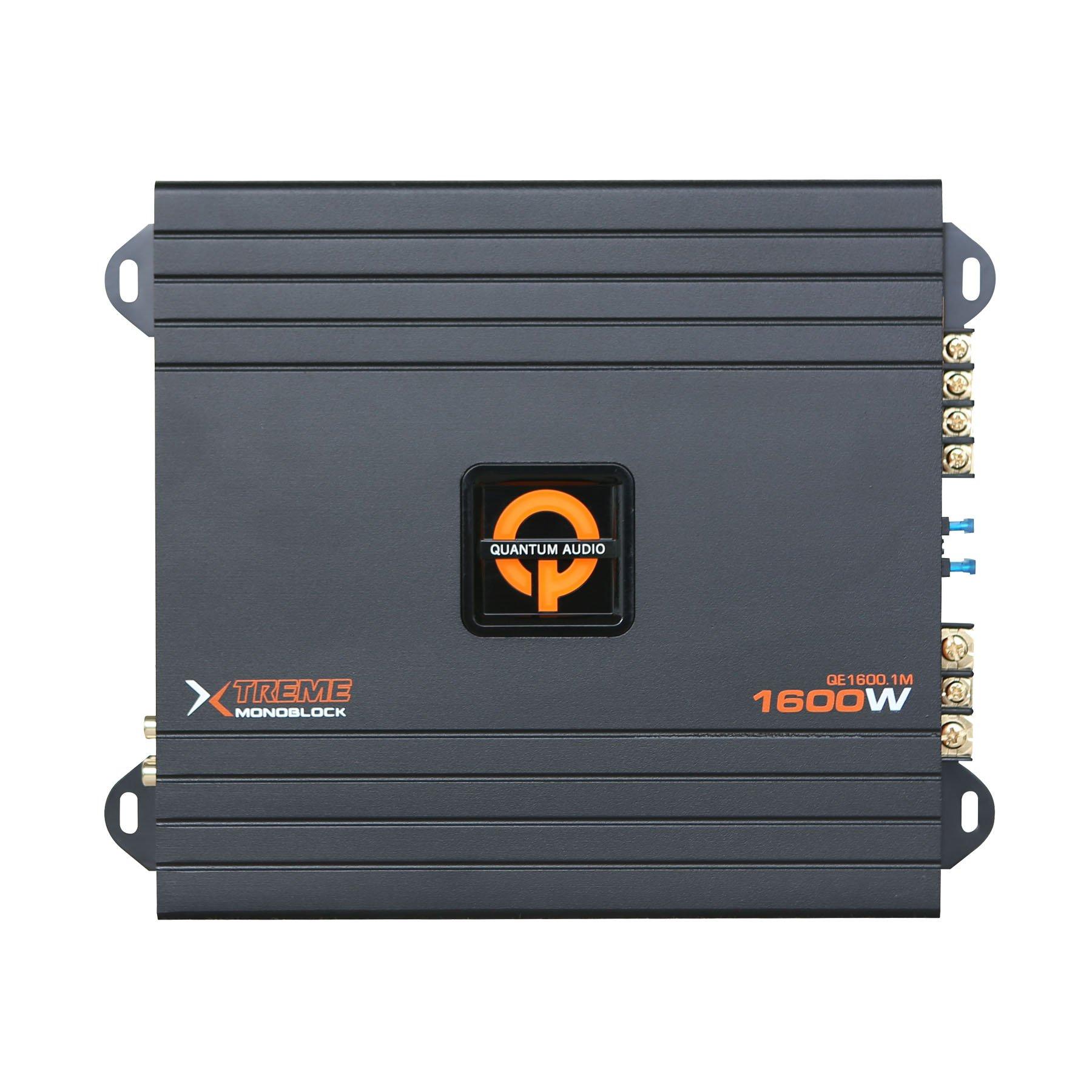Quantum QE1600.1M Monoblock Amplifier 1600W