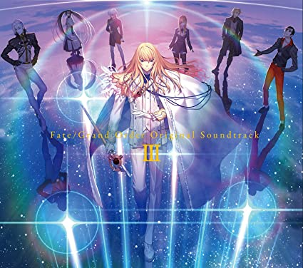 Fate/Grand Order Original Soundtrack III(CD)