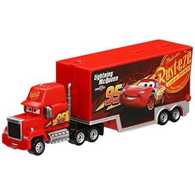 TAKARA TOMY Disney Pixar Tomica Collection Mack (Cars 3 Type): Toys & Games