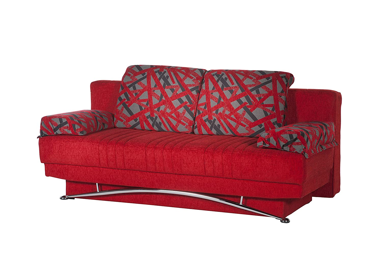 Amazon.com: ISTIKBAL Multifunctional Futon and Sofa Queen Size ...