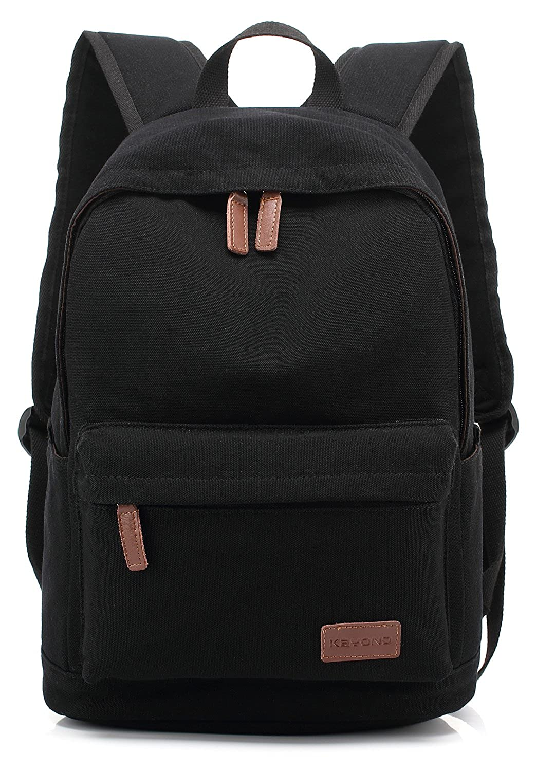 KAYOND Casual Style Lightweight canvas Laptop Bag Cute backpacks School Backpack