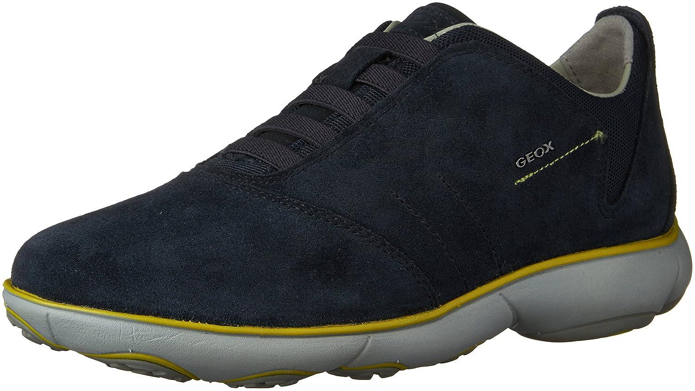 Geox U Nebula B, Herren  Hi-Top Sneakers MNEBULA7