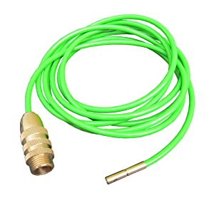 Drain Cleaner, Bathroom Clog Remover, High Pressure Pipe Cleaner, Duct Unblocker, 10ft Hose, Solid Brass Fittings