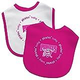 Baby Fanatic Pittsburgh Pirates Girls Pink 2-Pack