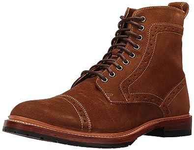 89e7644076d Amazon.com   STACY ADAMS Men's Madison II Cap Toe Boot 00081   Shoes