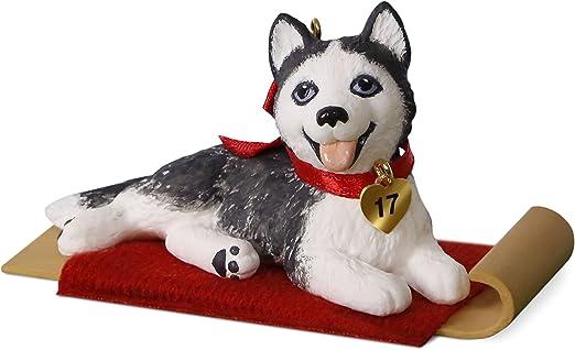 Keepsake Christmas Ornament 2020 Year Dated, Puppy Love Welsh Corgi Amazon.com: Hallmark Puppy Love #27 Siberian Husky Keepsake