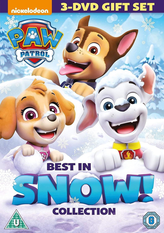 Paw Patrol Best In Snow Christmas Boxs Edizione: Regno ...