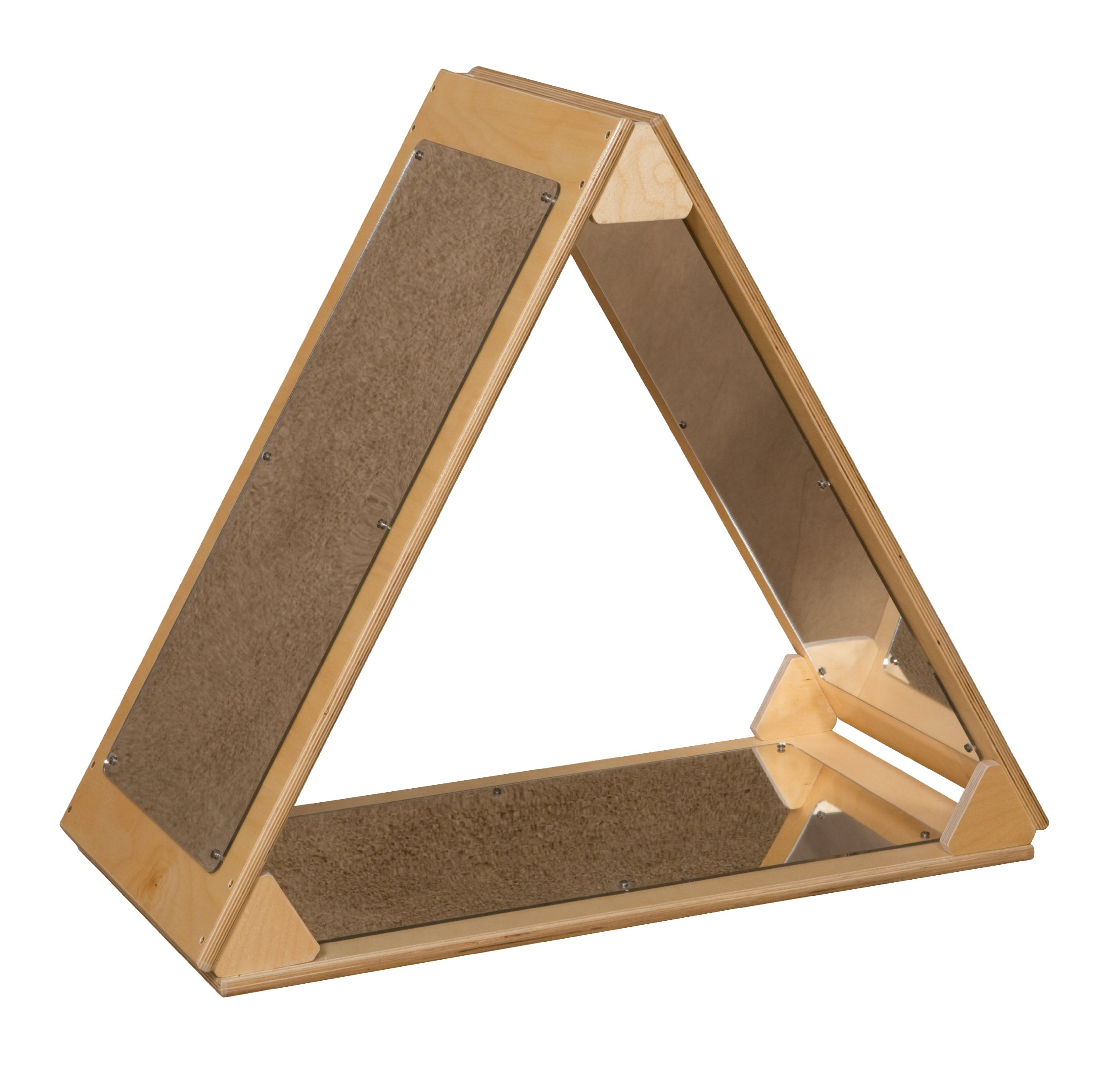 Wood Designs WD990251 Mirror Triangle