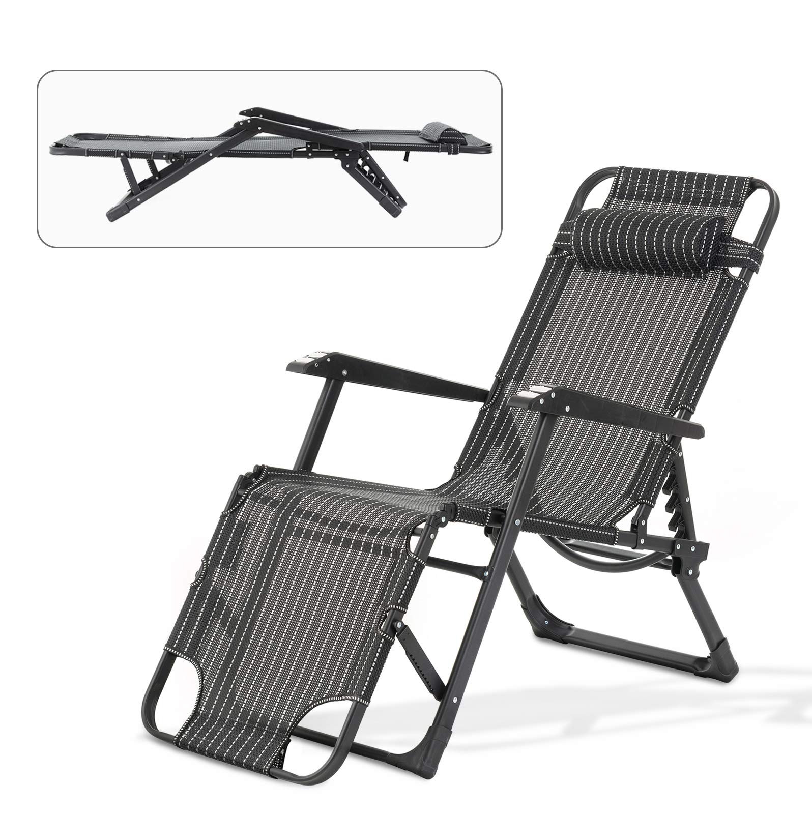 mecor lounge chairs folding bed