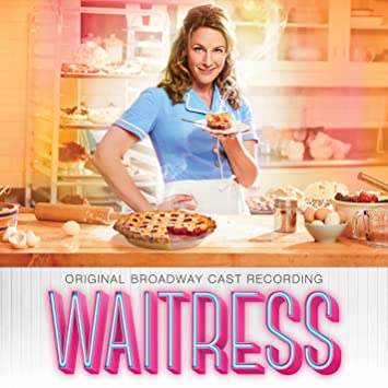 Image result for waitress album cover