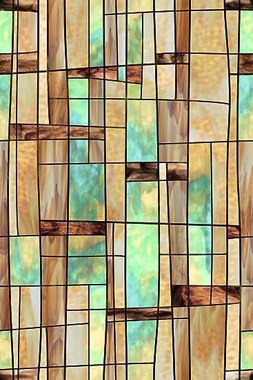 artscape 24 x 36 city lights decorative window film - Decorative Window Film