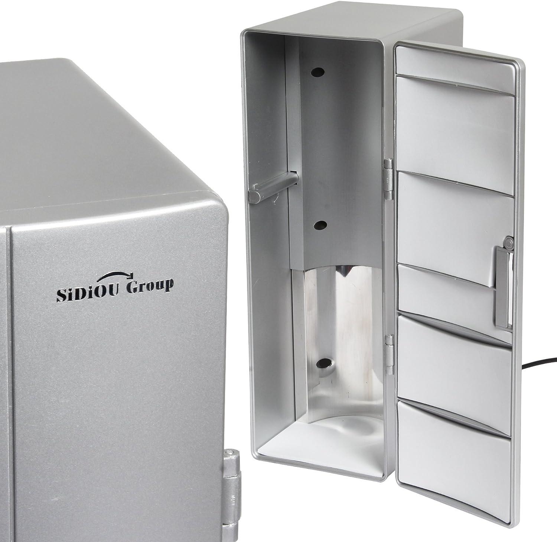 Sidiou Group USB pequeño refrigerador mediano refrigerador del USB ...