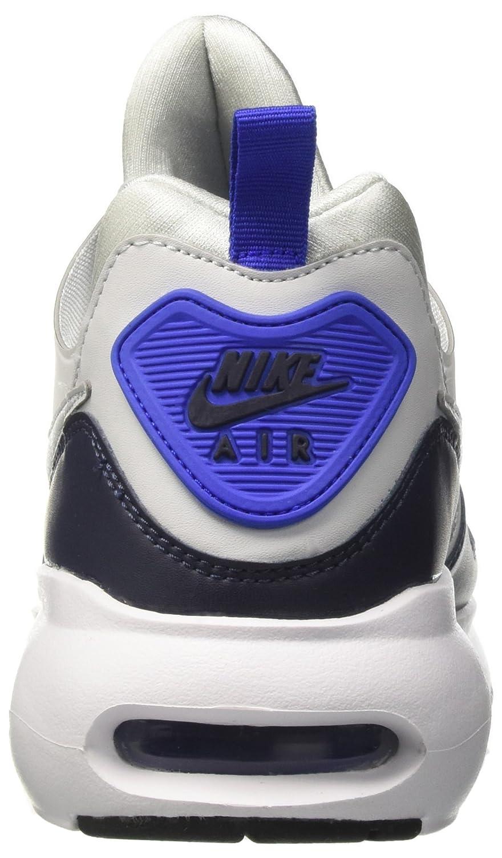 Nike Air Max Prime, Sneaker Uomo, Argento (Pure Gris Platinum/Pure Gris Platinum-Racer Blue-o), 46 EU