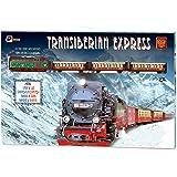 Pequetran 450 - Trenino Elettrico Transiberiano Espresso - Giocattolo