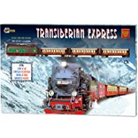 Pequetren - TransSiberian Express, circuito de 4.9 m