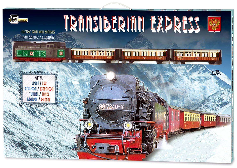 Pequerten 450 Elektrische Eisenbahn
