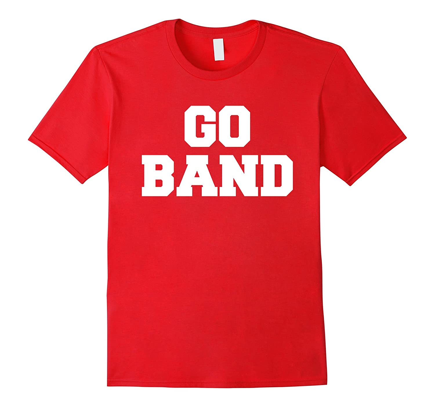 Go Band T-Shirt-FL