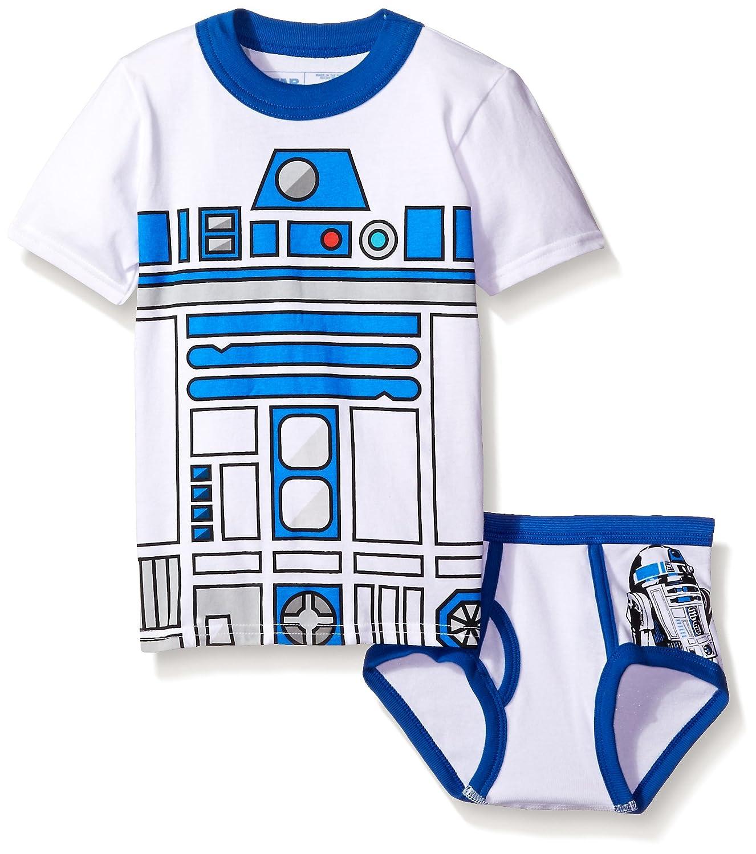 Star Wars Boys' Star Wars Underwear and Tank Set BSP9226