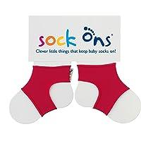Sock-Ons Sockenhalter 0-6M