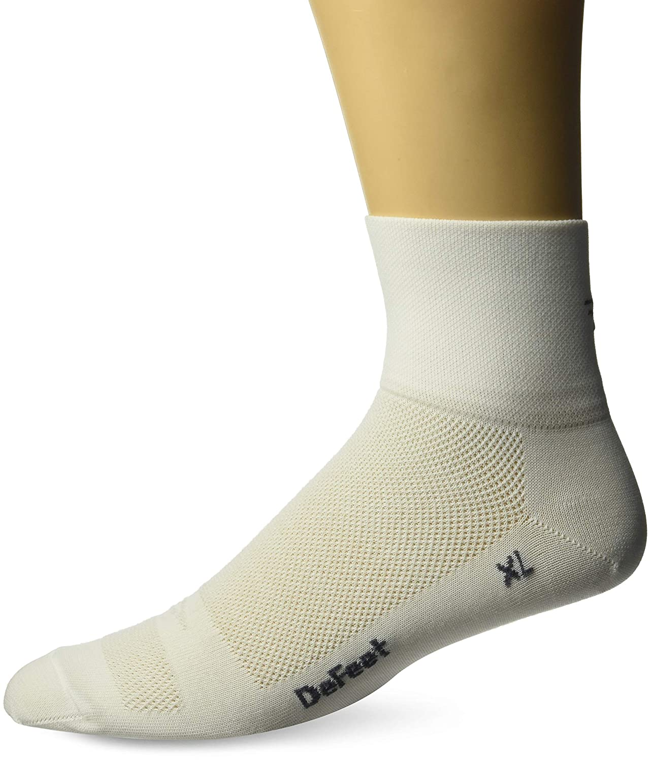 DEFEET Aireator 5 Double Layer Cuff Socks Pro-Motion Distributing Direct AIRTDLB301