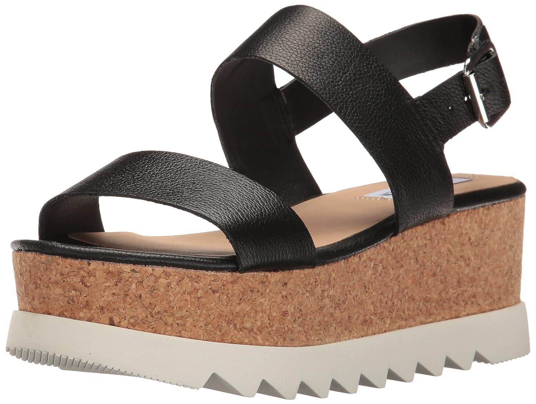 4bc4abaa2 Amazon.com | Steve Madden Women's Krista Wedge Sandal | Platforms & Wedges